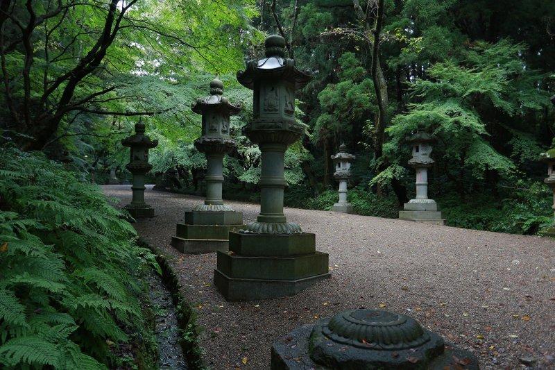 Cesta ke Katori Jingū
